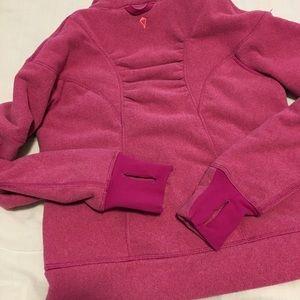 Size 6 Sherpa lined ivivva jacket